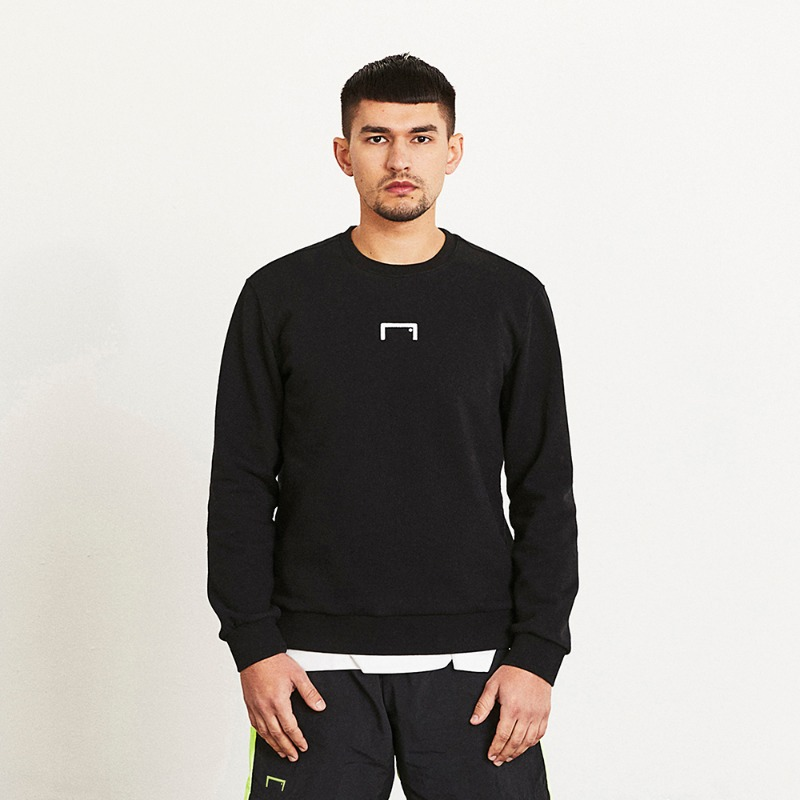 GOALSTUDIO ARC LOGO SWEATSHIRT