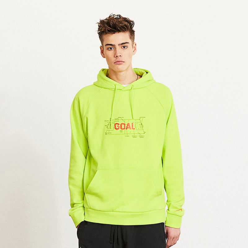 GOALSTUDIO MINI FIELD HOODIE