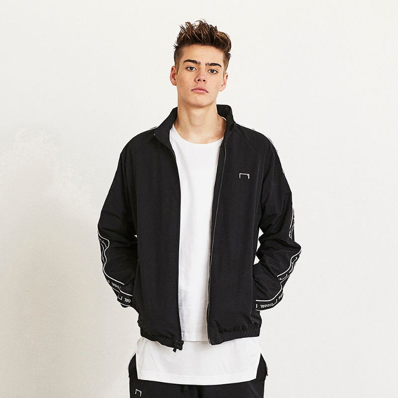 GOALSTUDIO SMALL LOGO TRACK JACKET