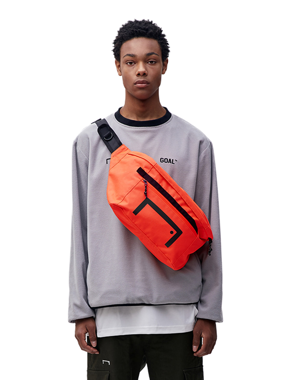 GOALSTUDIO FREESTYLE SLINGBAG - ORANGE