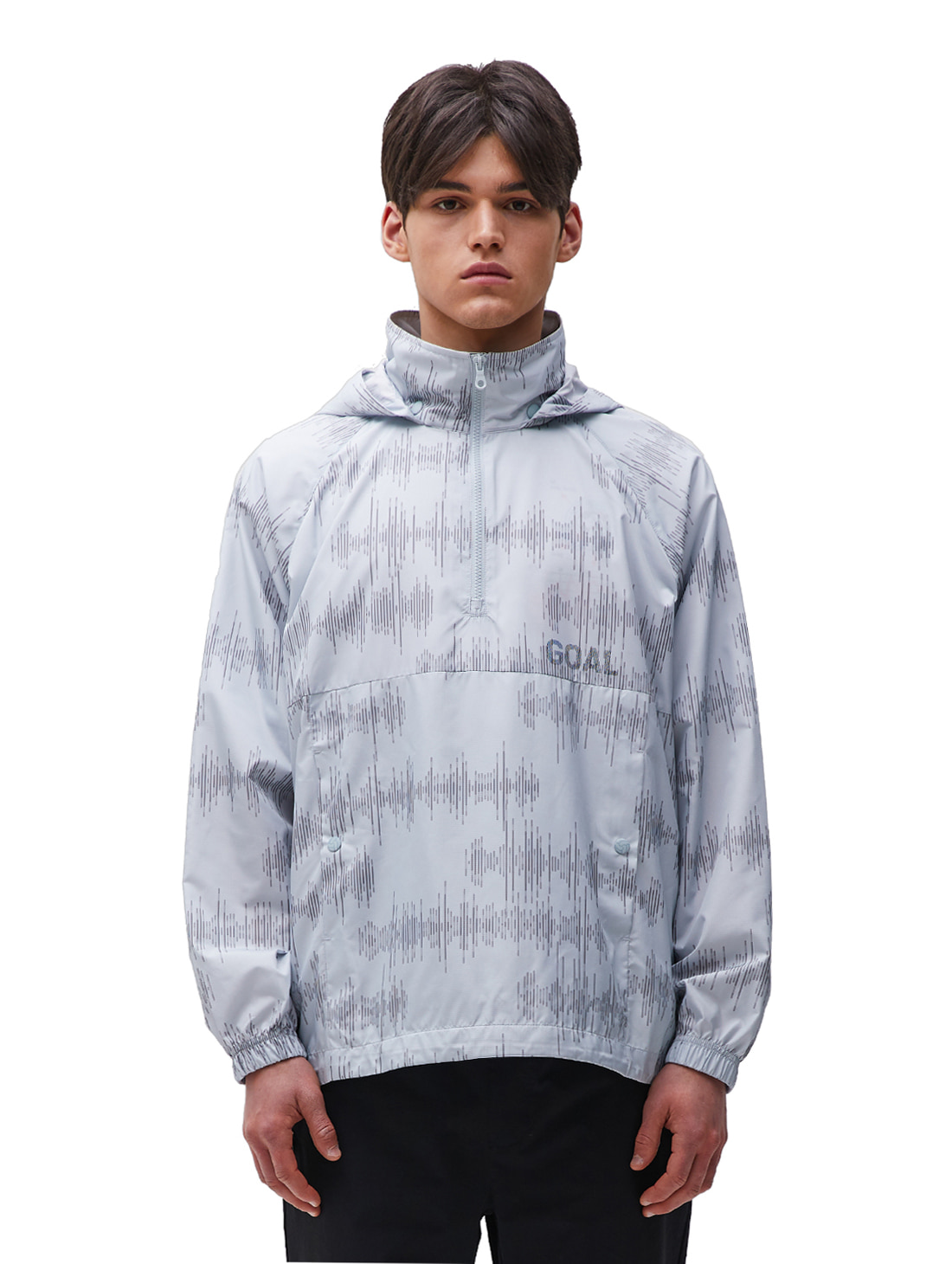 GOALSTUDIO LTG ANORAK - GREY