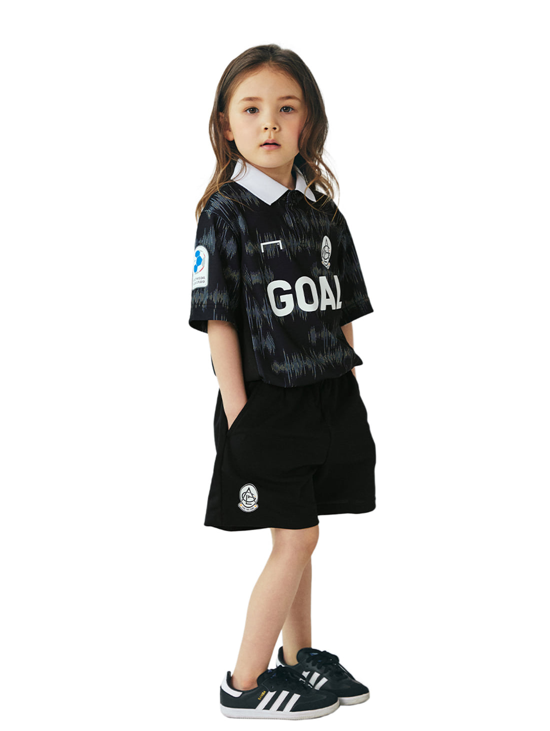GOALSTUDIO [10% OFF] (KIDS) PULSE GAME & SHORTS SET