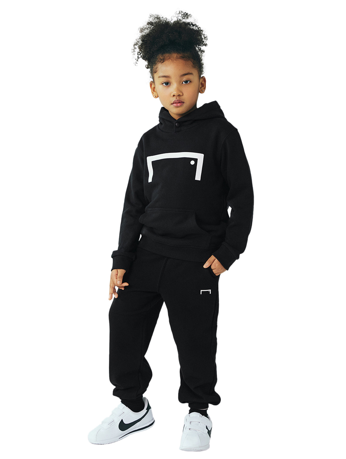 GOALSTUDIO [10% OFF] (KIDS) STRIKER HOODIE & PANTS SET