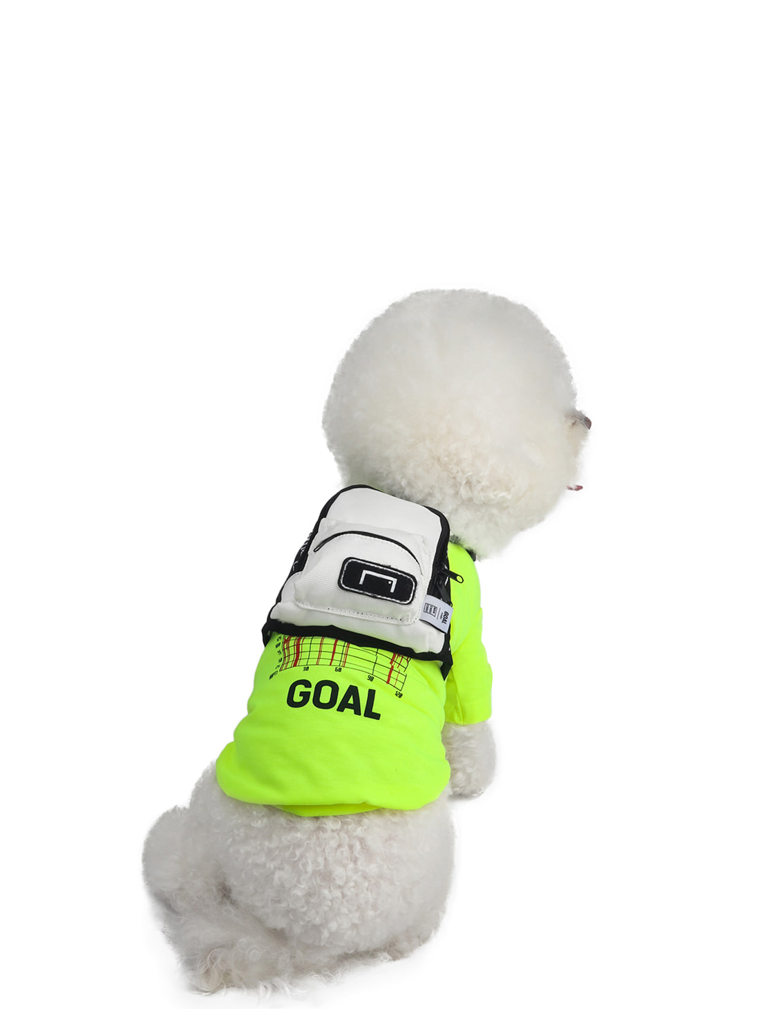GOALSTUDIO LOGO TAPE DOG BACKPACK