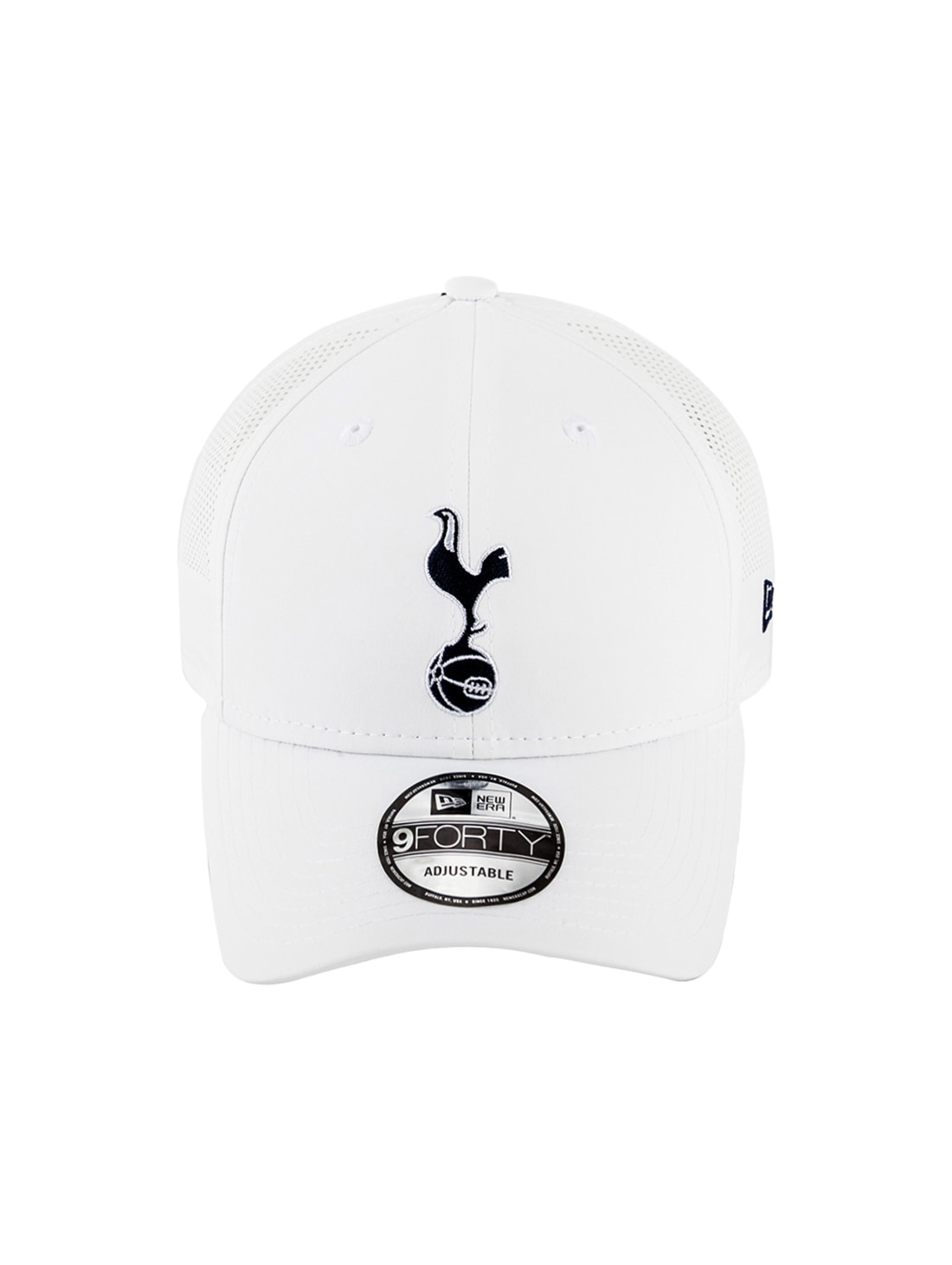 GOALSTUDIO TOTTENHAM PERFORATED MESH BALL CAP - WHITE
