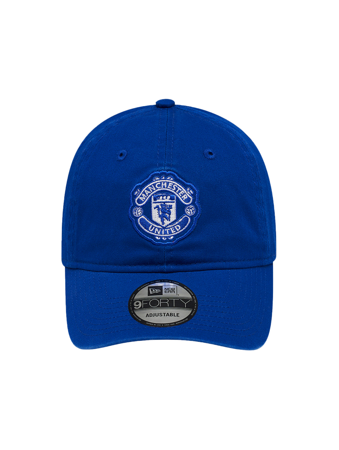 GOALSTUDIO MAN U 940UNST BALL CAP - BLUE