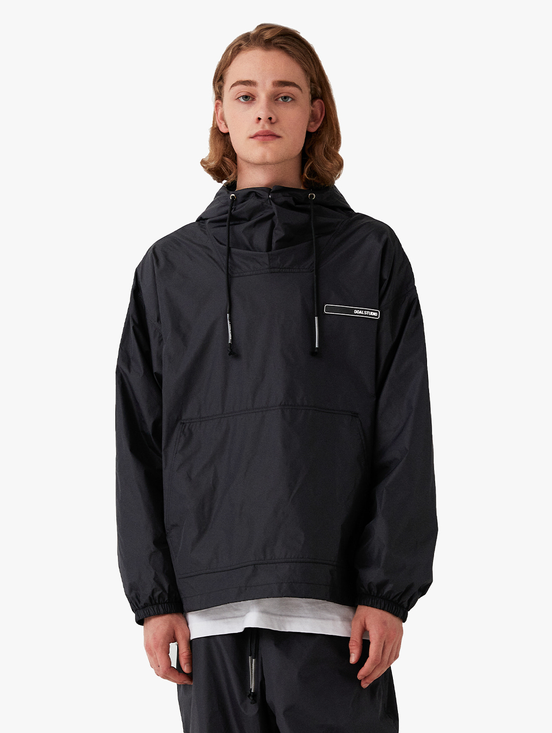 GOALSTUDIO OVERSIZED ANORAK JACKET (2 Colors)