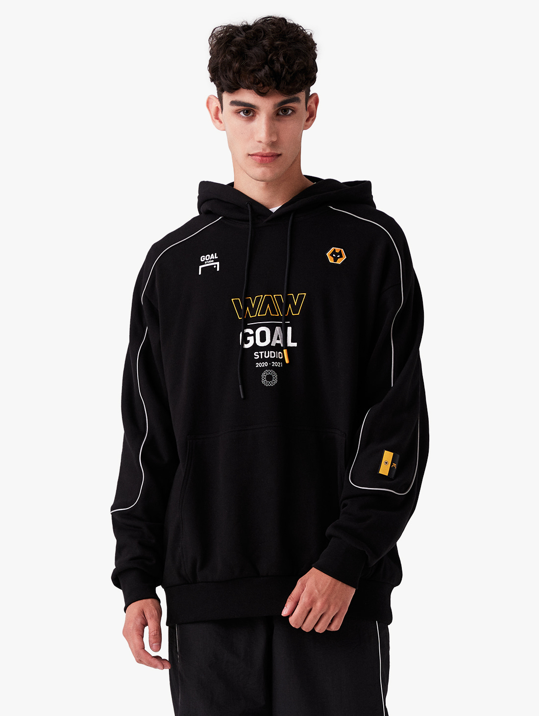 GOALSTUDIO (Sold Out) WWFC GRAPHIC HOODIE