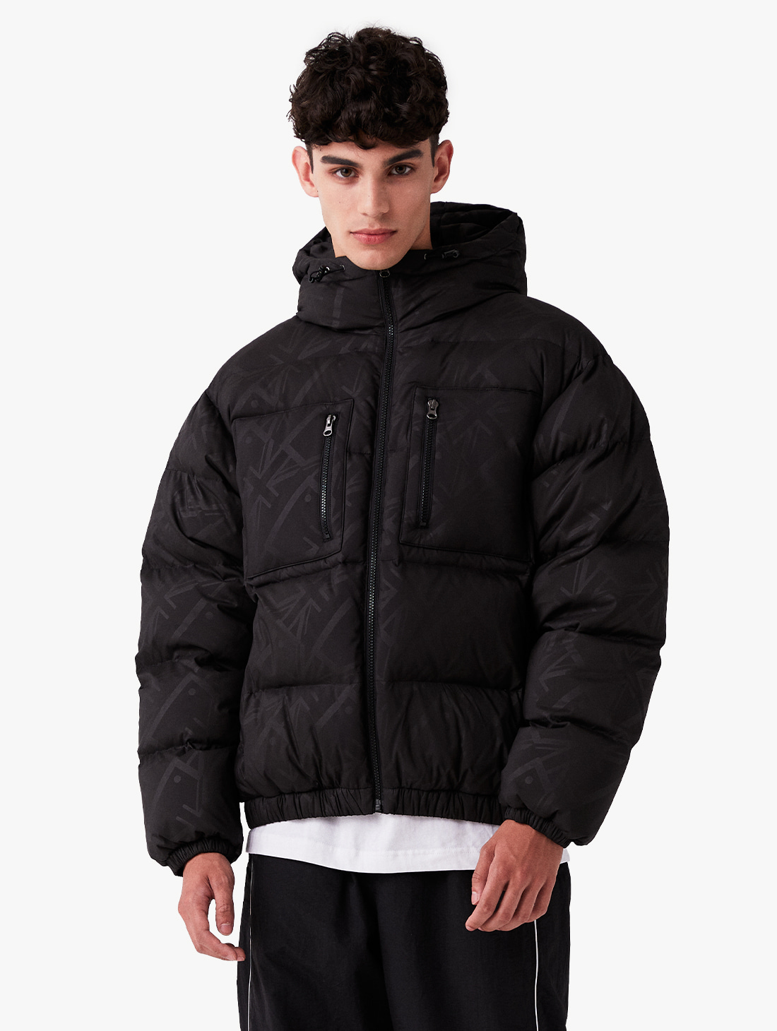 GOALSTUDIO (Sold Out) WWFC EMBO DOWN JACKET