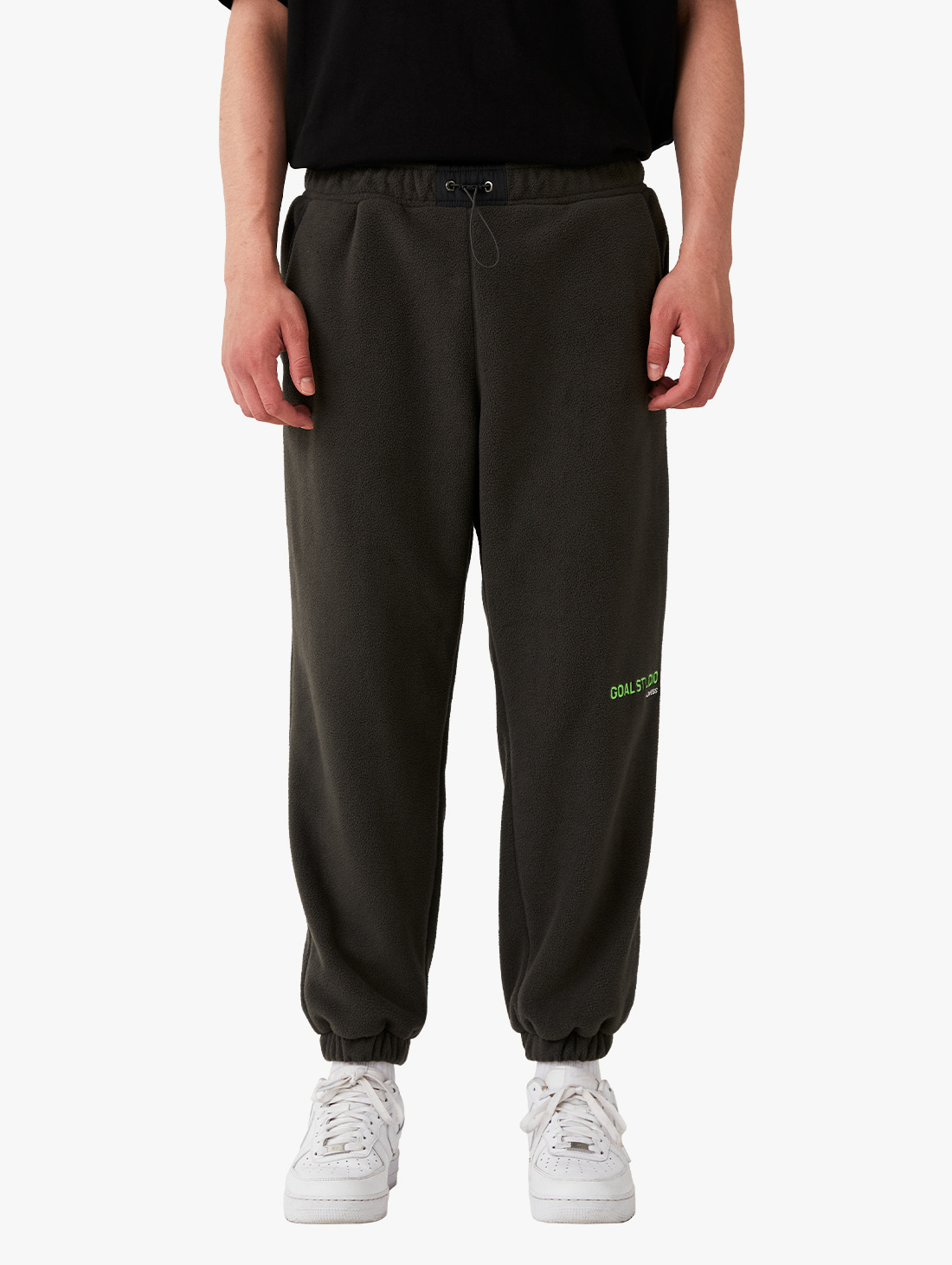 GOALSTUDIO FLEECE JOGGER PANTS (2 Colors)