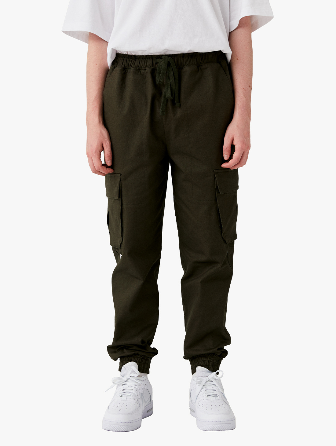 GOALSTUDIO SIGNATURE WOVEN JOGGER PANTS (2 Colors)