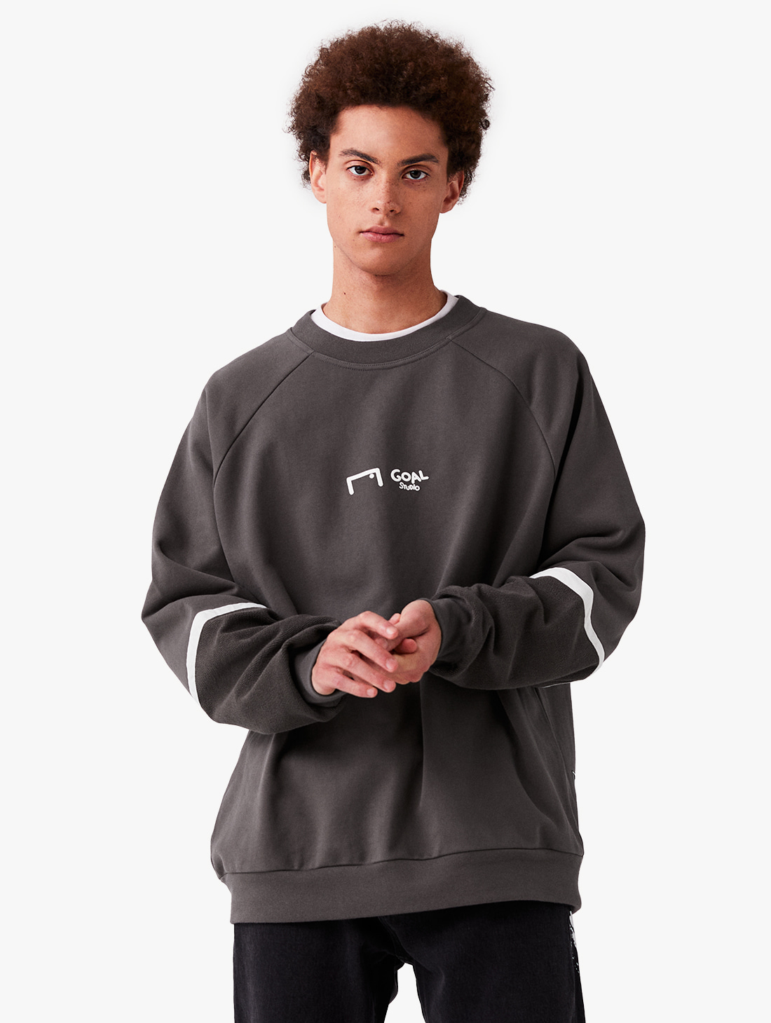 GOALSTUDIO CFC STADIUM DRAWING SWEATSHIRT (2 Colors)