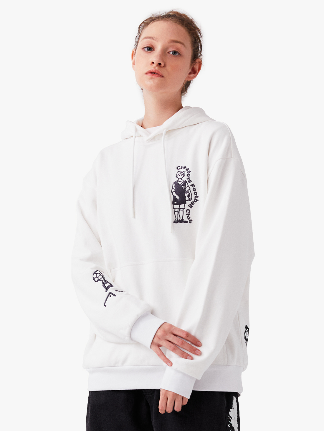 GOALSTUDIO CFC BOY ARTWORK  HOODIE (2 Colors)