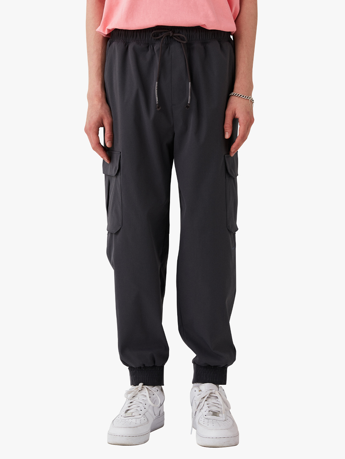 GOALSTUDIO CARGO WOVEN PANTS (2 Colors)