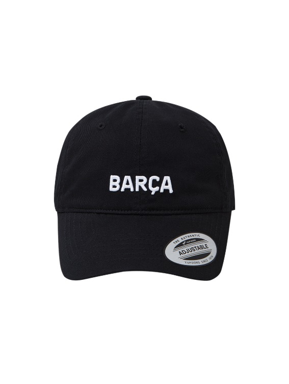 GOALSTUDIO BARCA TEXT CAP