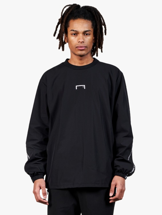 GOALSTUDIO LOGO TAPE WINDPULLOVER