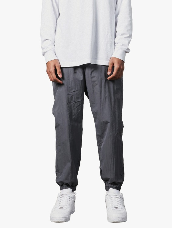GOALSTUDIO LOGO JOGGER PANTS - GREY