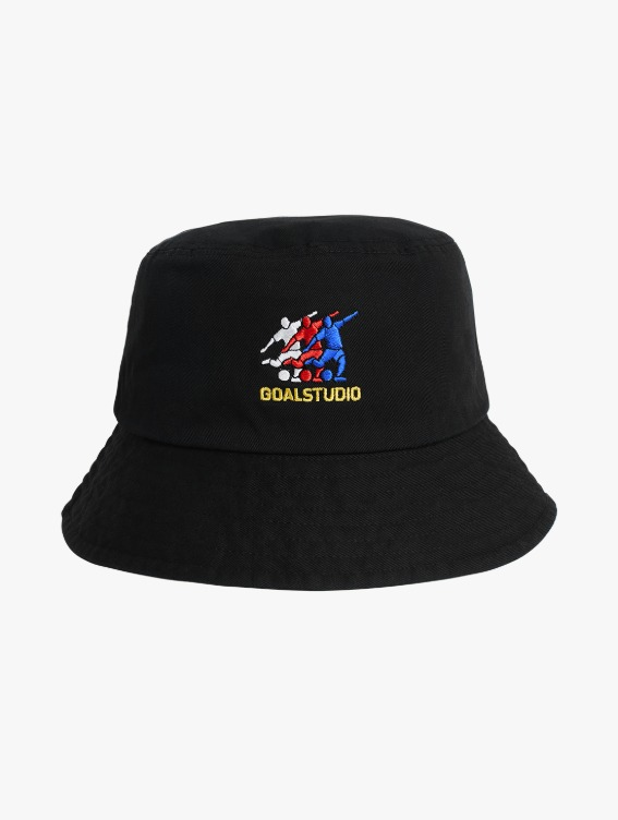 GOALSTUDIO FREE KICK CAPSULE BUCKET HAT