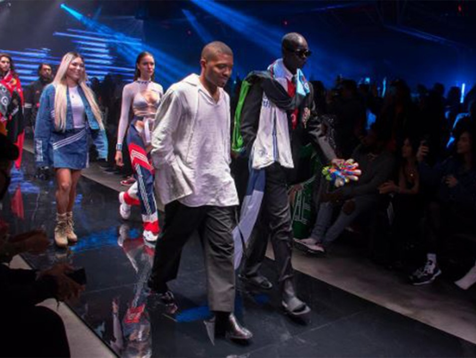 GOALSTUDIO Haute Couture and MLS Collide at the Wild adidas SEAMS Fashion Show