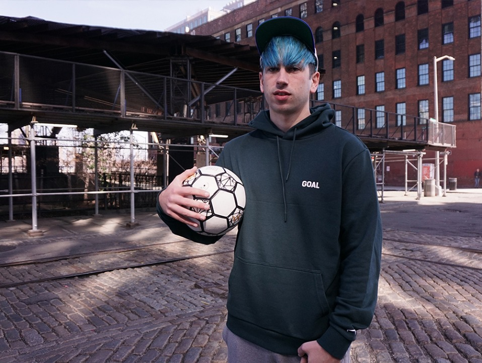 GOALSTUDIO Soccer Gang from NYC, Daniel gothits!