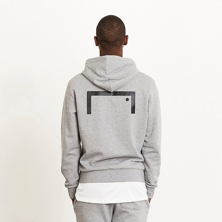 GOALSTUDIO KICK OFF FULL-ZIP HOODIE