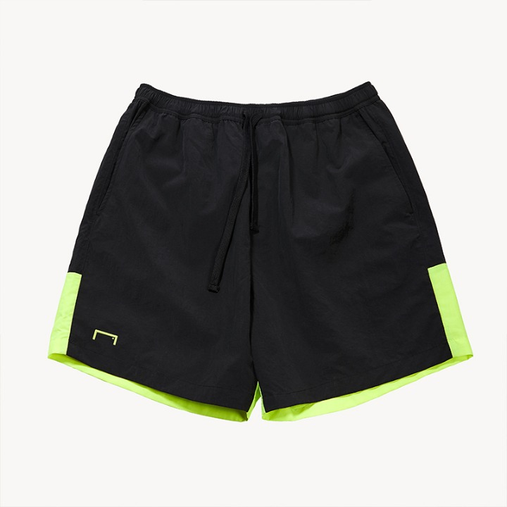 GOALSTUDIO (Sold Out) SMALL LOGO SHORT PANTS
