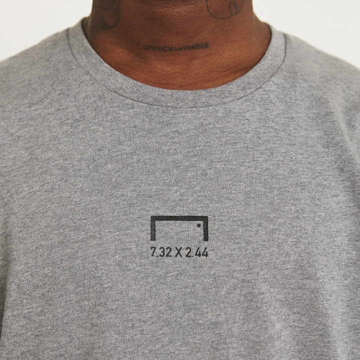 GOALSTUDIO SMALL LOGO TEE