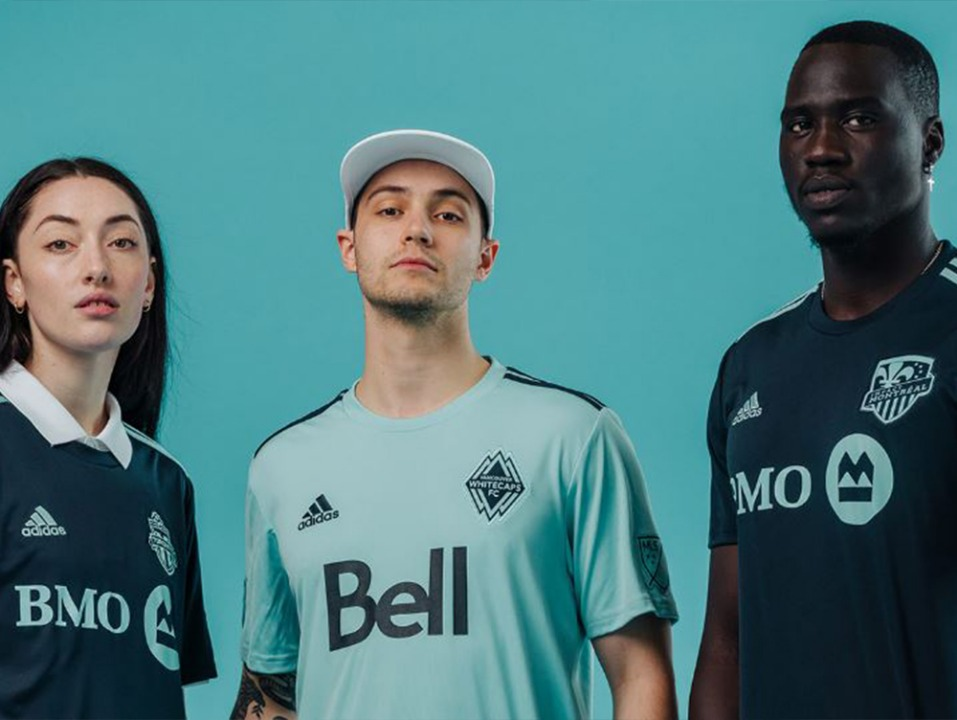 GOALSTUDIO Better Than the Originals? The adidas x Parley MLS Kits are Back and More Stunning Than Ever