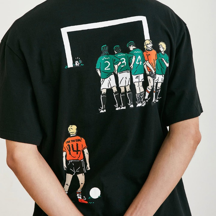 GOALSTUDIO (Sold Out) LIVE THE GOAL - SUNDAY TEE