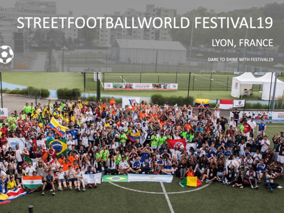 GOALSTUDIO Women footballers to participate in street football world