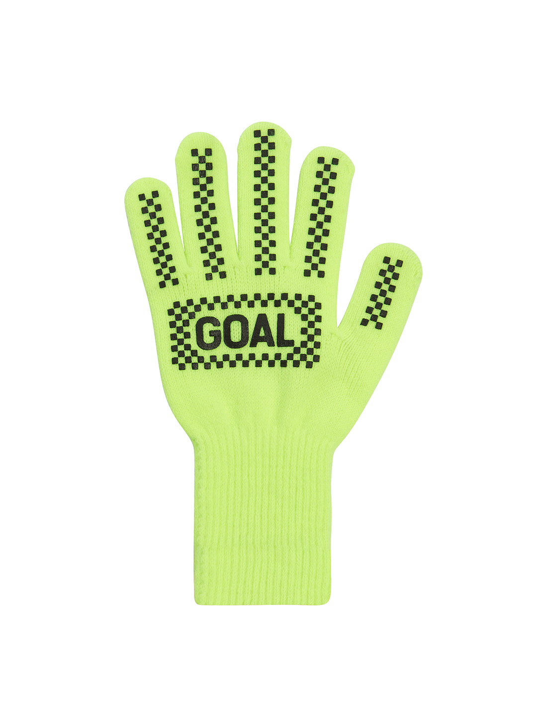 GOALSTUDIO GOAL GLOVE - LIME