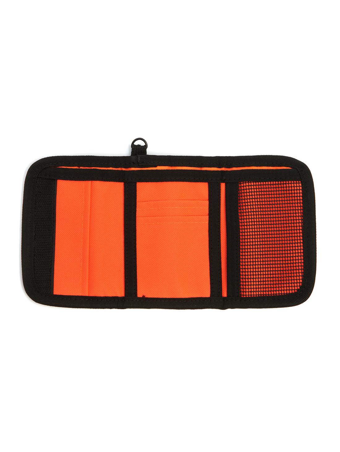 GOALSTUDIO VELCRO WALLET - ORANGE