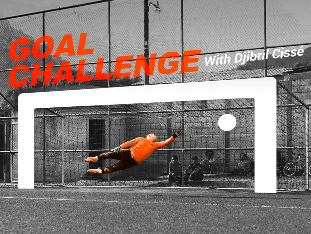 GOALSTUDIO Enter GOAL CHALLENGE 19FW to LIVE YOUR GOAL