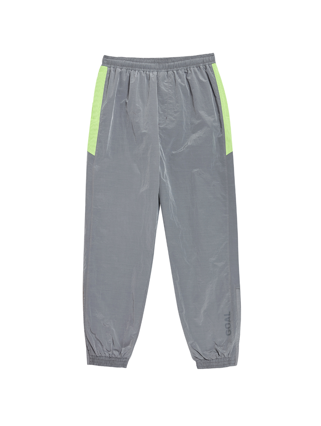 GOALSTUDIO WARMUP PANTS - GREY