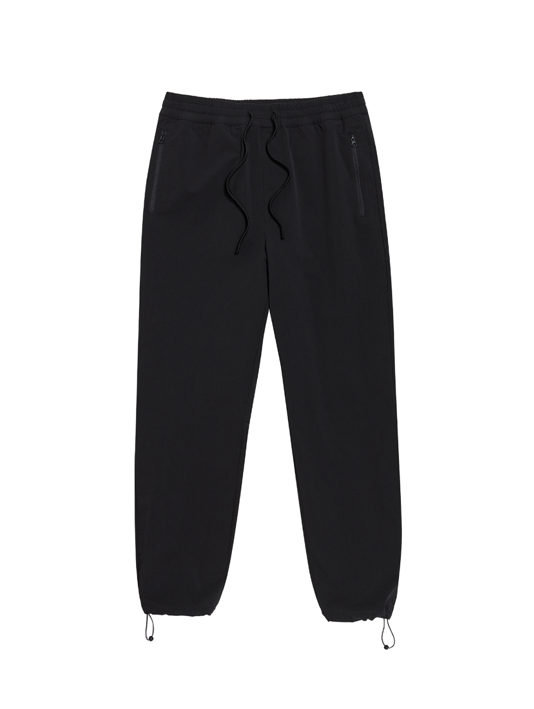 GOALSTUDIO DRAW STRING PANTS - BLACK