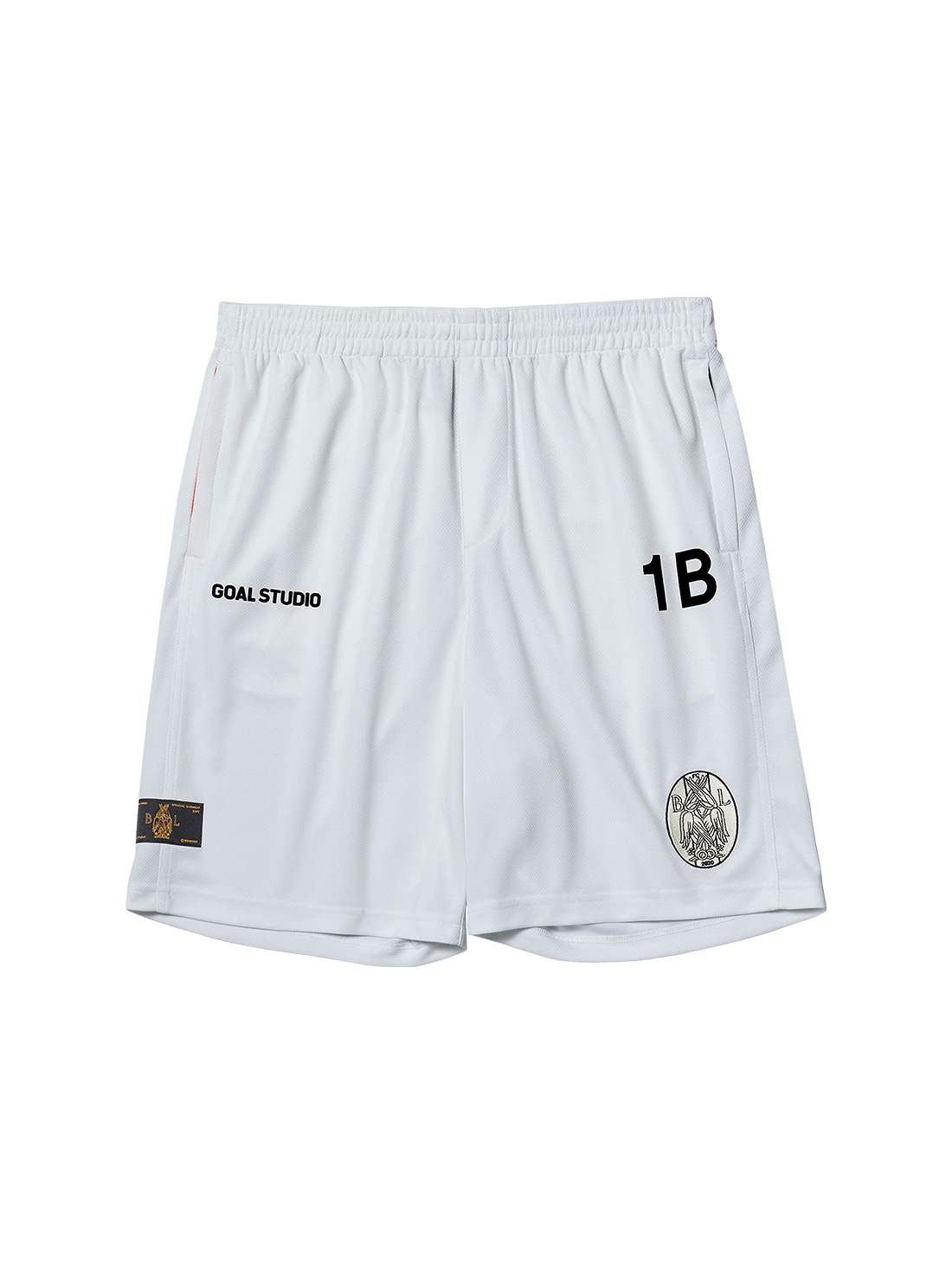 GOALSTUDIO SSFC UNIFORM PANTS - BLACK(B)