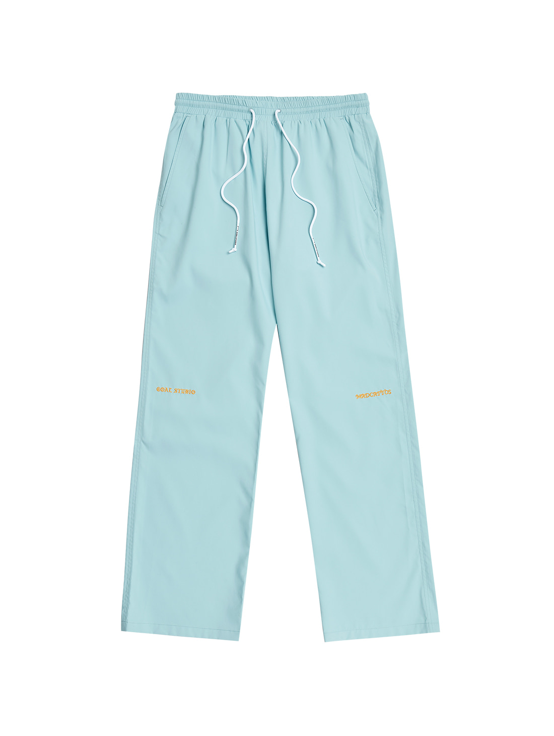 GOALSTUDIO MC WOVEN PANTS - LIGHT BLUE