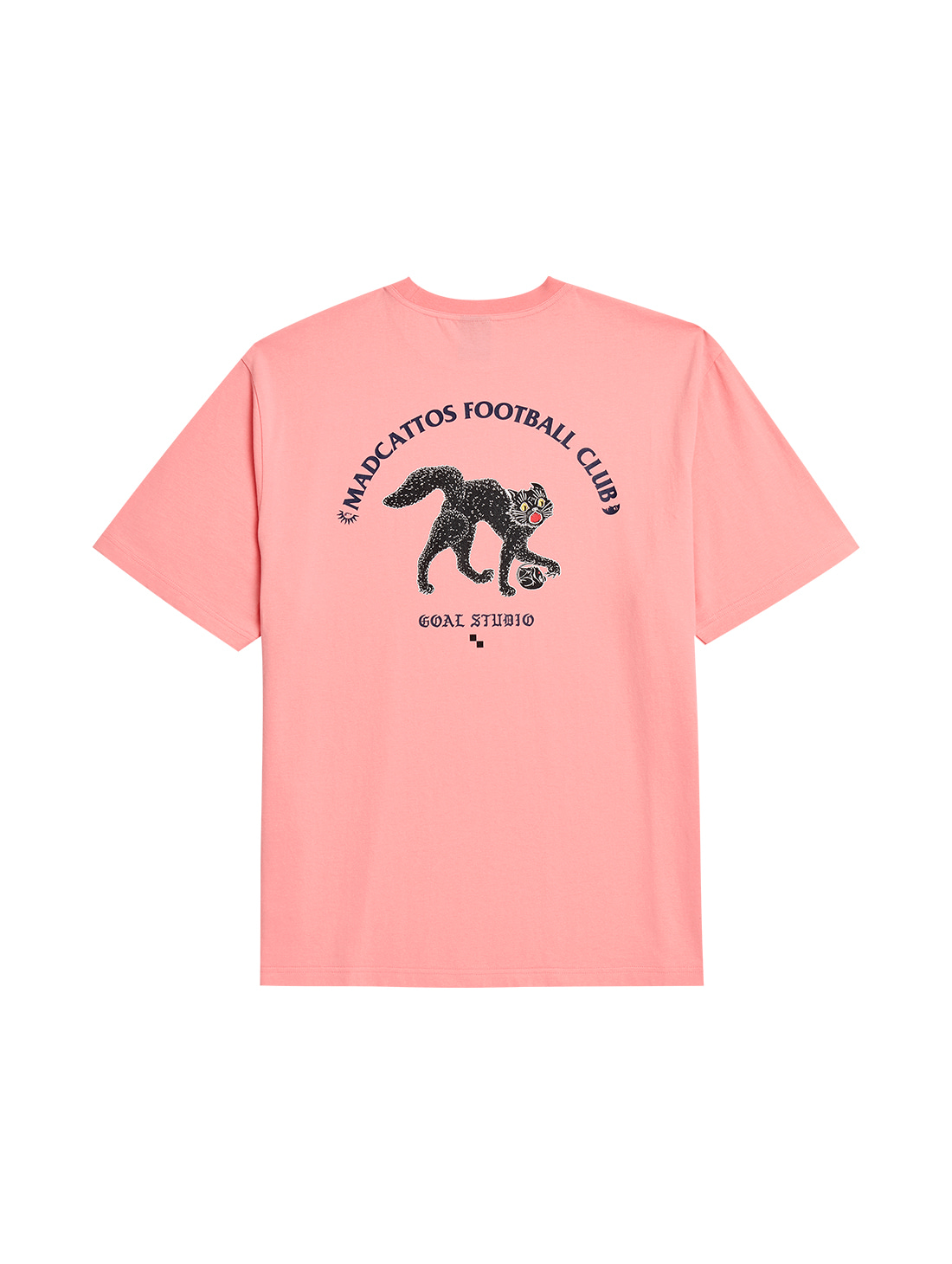 GOALSTUDIO MC GRAPHIC TEE - PINK