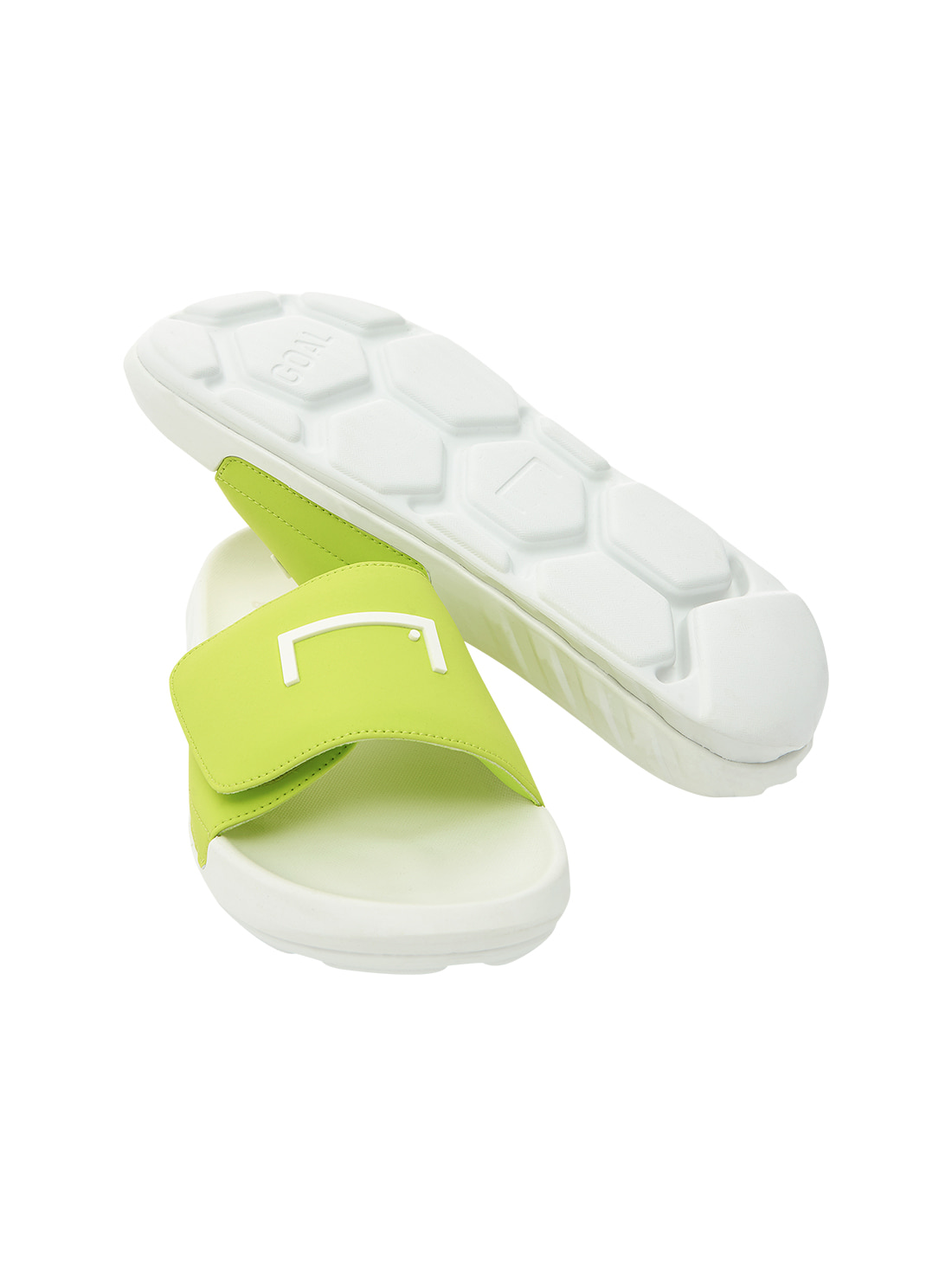 GOALSTUDIO GRAB-ITY BALANCE SLIDE - LIME