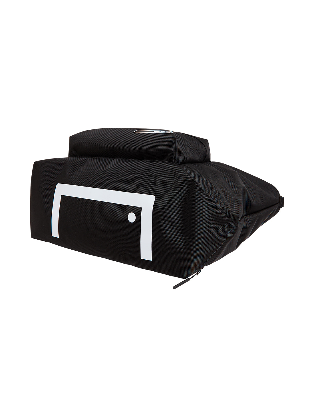 GOALSTUDIO LOGO WAPPEN TOTE BAG - BLACK