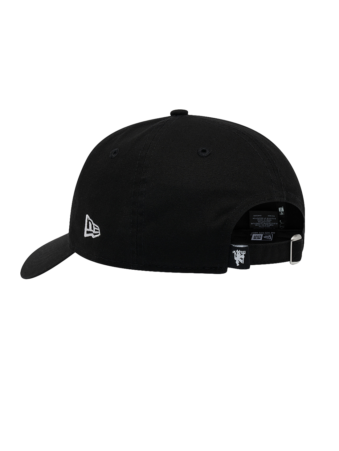 GOALSTUDIO MAN U 940UNST BALL CAP - BLACK