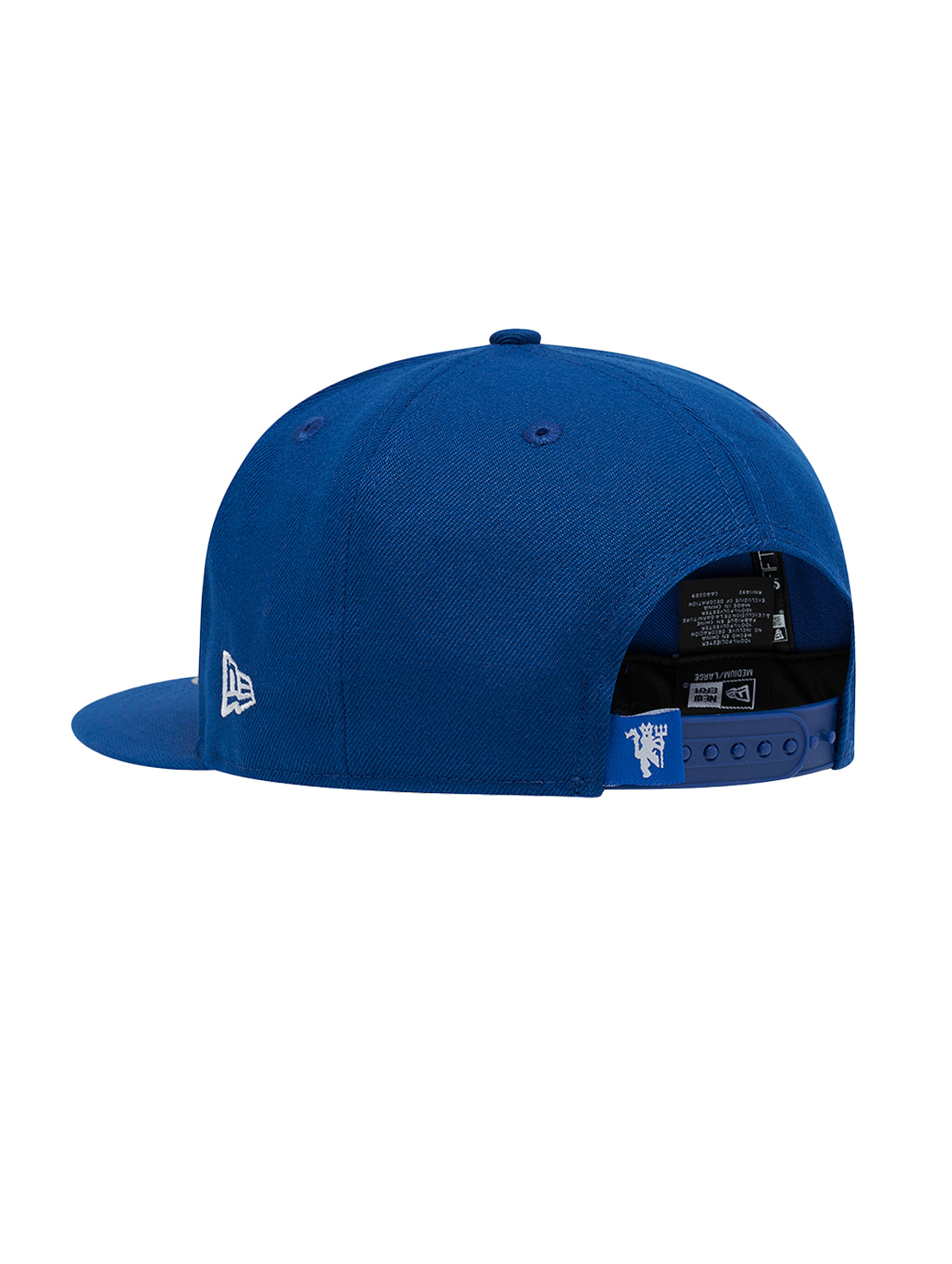 GOALSTUDIO MAN U 950 SNAPBACK - BLUE