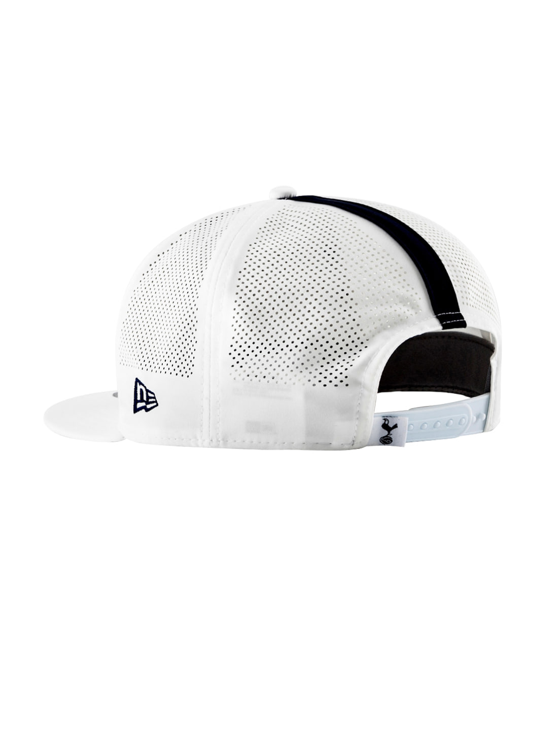 GOALSTUDIO TOTTENHAM PERFORATED MESH SNAPBACK - WHITE