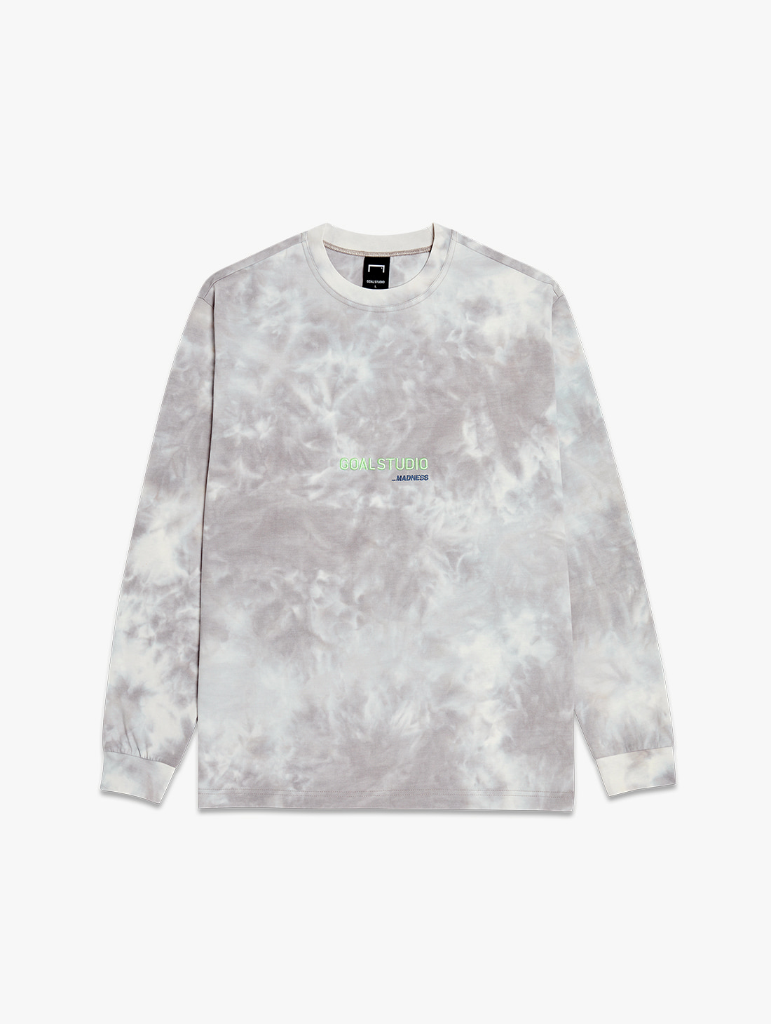 GOALSTUDIO TIE DYE LONG SLEEVE TEE (2 Colors)