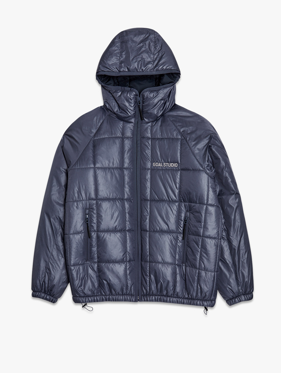 GOALSTUDIO QUILTED PUFFER JACKET (3 Colors)