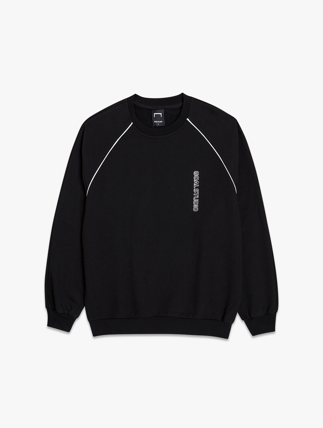 GOALSTUDIO PIPING SWEATSHIRT (3 Colors)