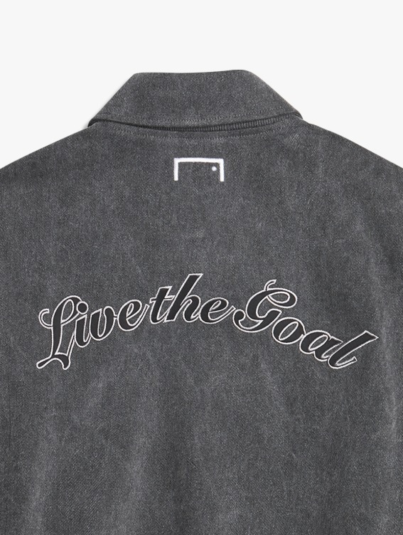 GOALSTUDIO APPLIQUE STADIUM JACKET